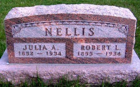 NELLIS, ROBERT LAFAYETTE - Madison County, Iowa | ROBERT LAFAYETTE NELLIS