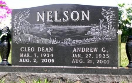NELSON, CLEO DEAN - Madison County, Iowa | CLEO DEAN NELSON