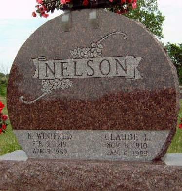 NELSON, CLAUDE LEROY - Madison County, Iowa | CLAUDE LEROY NELSON