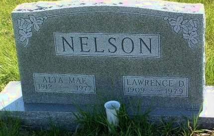 NELSON, ALTA MAE - Madison County, Iowa | ALTA MAE NELSON