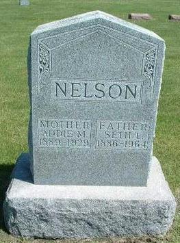 NELSON, ADDIE MAY - Madison County, Iowa | ADDIE MAY NELSON