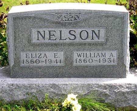 NELSON, WILLIAM A. - Madison County, Iowa   WILLIAM A. NELSON