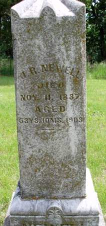 NEWELL, JOSEPH R. - Madison County, Iowa | JOSEPH R. NEWELL