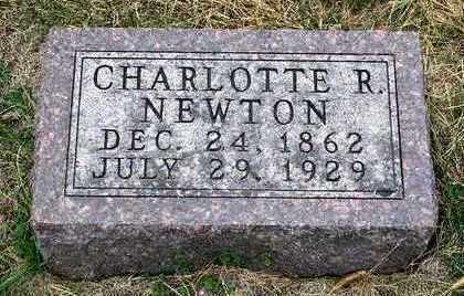 NEWTON, CHARLOTTE ROSELLA - Madison County, Iowa | CHARLOTTE ROSELLA NEWTON