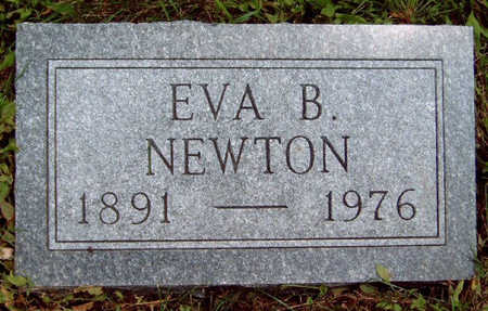 NEWTON, EVA BELLE - Madison County, Iowa | EVA BELLE NEWTON