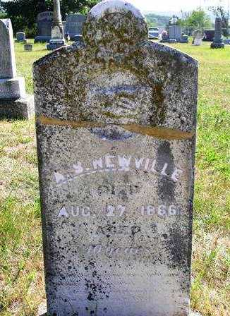 NEWVILLE, A. S. - Madison County, Iowa | A. S. NEWVILLE