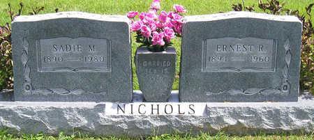 NICHOLS, ERNEST RILEY - Madison County, Iowa | ERNEST RILEY NICHOLS