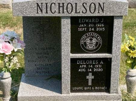 NICHOLSON, EDWARD J. - Madison County, Iowa   EDWARD J. NICHOLSON