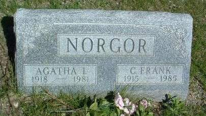 NORGOR, CLAYTON FRANK - Madison County, Iowa | CLAYTON FRANK NORGOR