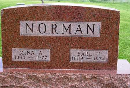 NORMAN, EARL HARRISON - Madison County, Iowa | EARL HARRISON NORMAN
