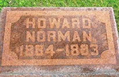 NORMAN, HOWARD - Madison County, Iowa | HOWARD NORMAN
