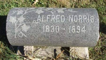 NORRIS, ALFRED - Madison County, Iowa | ALFRED NORRIS