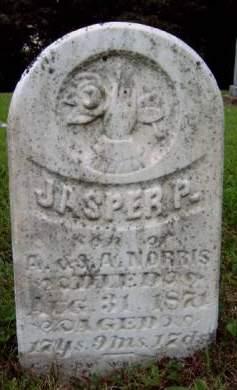 NORRIS, JASPER P. - Madison County, Iowa | JASPER P. NORRIS