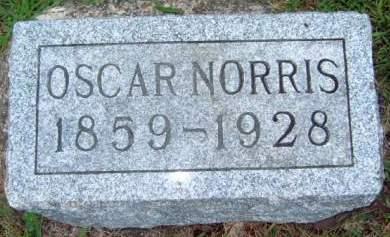 NORRIS, OSCAR NEWTON - Madison County, Iowa | OSCAR NEWTON NORRIS