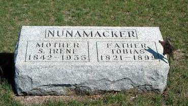NUNAMACKER, SARAH IRENE - Madison County, Iowa | SARAH IRENE NUNAMACKER