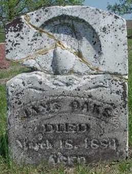 OAKS, JANE - Madison County, Iowa | JANE OAKS