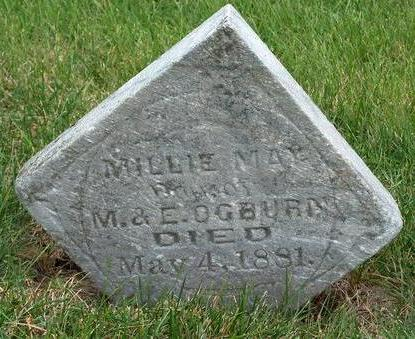 OGBURN, MILLIE MAY - Madison County, Iowa | MILLIE MAY OGBURN