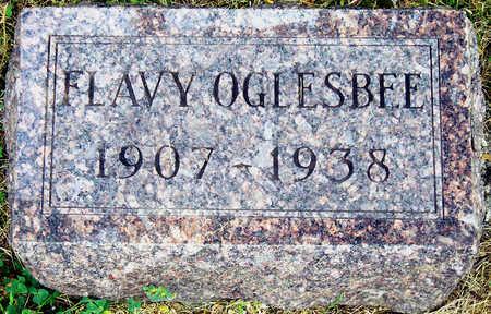 OGLESBEE, FLAVY REESE - Madison County, Iowa | FLAVY REESE OGLESBEE