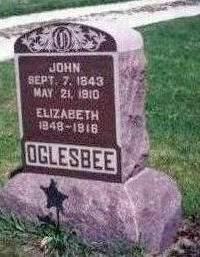 OGLESBEE, ELIZABETH JANE - Madison County, Iowa | ELIZABETH JANE OGLESBEE