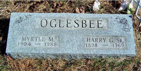 OGLESBEE, HARRY GARRETT - Madison County, Iowa | HARRY GARRETT OGLESBEE