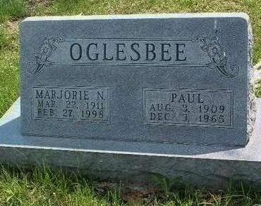 OGLESBEE, PAUL - Madison County, Iowa | PAUL OGLESBEE