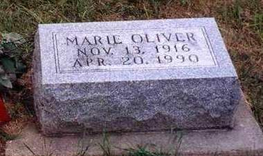 OLIVER, OPAL MARIE - Madison County, Iowa | OPAL MARIE OLIVER