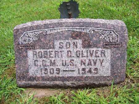 OLIVER, ROBERT D. - Madison County, Iowa   ROBERT D. OLIVER