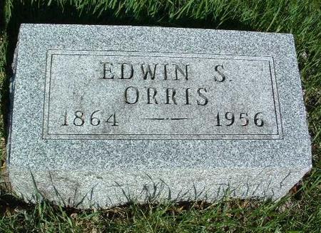ORRIS, EDWIN S. - Madison County, Iowa | EDWIN S. ORRIS