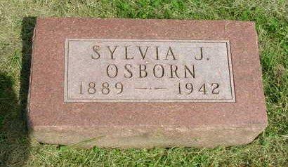 OSBORN, SYLVIA JANE - Madison County, Iowa   SYLVIA JANE OSBORN