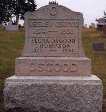 OSGOOD, WESLEY - Madison County, Iowa | WESLEY OSGOOD