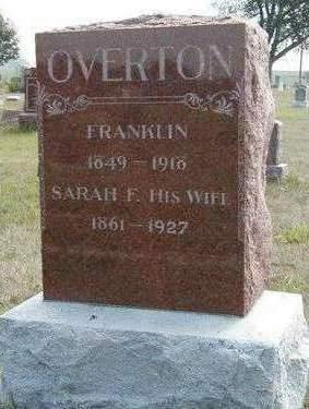 OVERTON, FRANKLIN