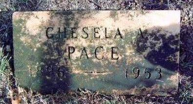 PACE, CHESELA A. - Madison County, Iowa | CHESELA A. PACE