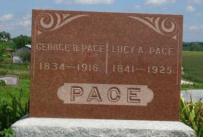 PACE, GEORGE ROBERT - Madison County, Iowa | GEORGE ROBERT PACE