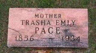 PACE, TRASHA EMLY - Madison County, Iowa | TRASHA EMLY PACE