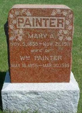 PAINTER, MARY ANN - Madison County, Iowa | MARY ANN PAINTER