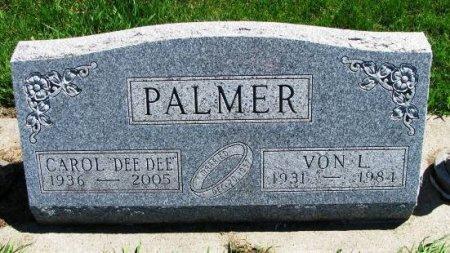PALMER, VON LEROY - Madison County, Iowa | VON LEROY PALMER