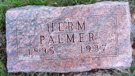 PALMER, HERMAN - Madison County, Iowa | HERMAN PALMER