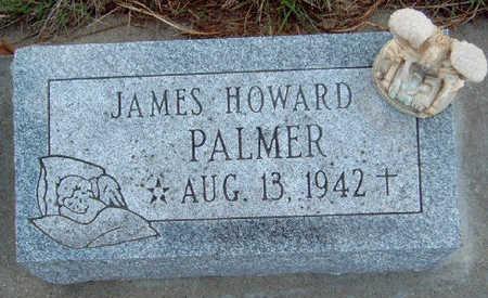 PALMER, JAMES HOWARD - Madison County, Iowa   JAMES HOWARD PALMER