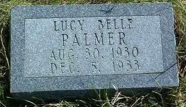 PALMER, LUCY BELLE - Madison County, Iowa | LUCY BELLE PALMER