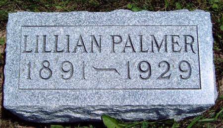 PALMER, LILLIAN MAY - Madison County, Iowa | LILLIAN MAY PALMER
