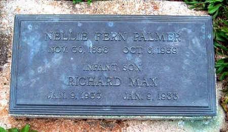 PALMER, RICHARD MAX - Madison County, Iowa | RICHARD MAX PALMER