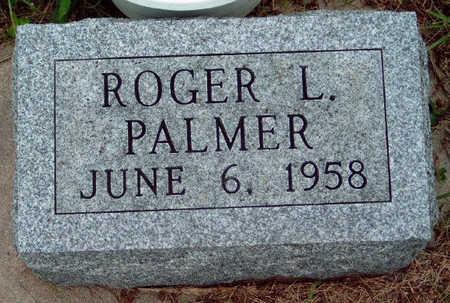 PALMER, ROGER L. - Madison County, Iowa   ROGER L. PALMER