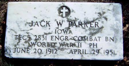 PARKER, JOHN WILLIAM