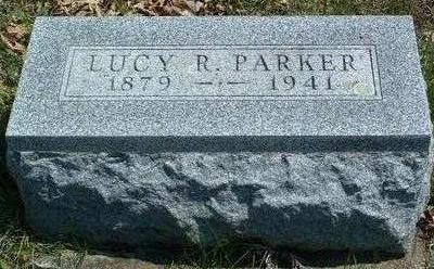 PARKER, LUCY R. - Madison County, Iowa | LUCY R. PARKER