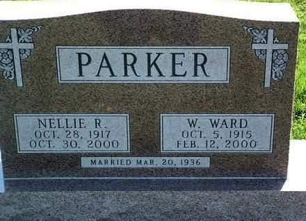 PARKER, WESLEY  WARD - Madison County, Iowa | WESLEY  WARD PARKER