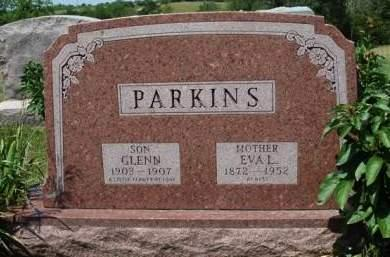 PARKINS, HARRY GLENN - Madison County, Iowa | HARRY GLENN PARKINS