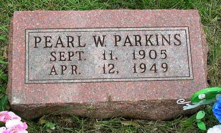 PARKINS, PEARL WILLIAM - Madison County, Iowa | PEARL WILLIAM PARKINS
