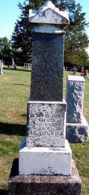 PARSONS, WILLIAM WARNER - Madison County, Iowa   WILLIAM WARNER PARSONS