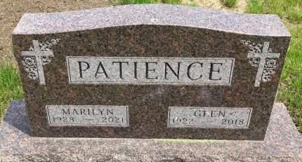 PATIENCE, MARILYN - Madison County, Iowa | MARILYN PATIENCE