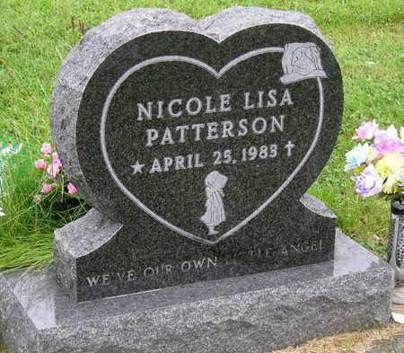 PATTERSON, NICOLE LISA - Madison County, Iowa | NICOLE LISA PATTERSON